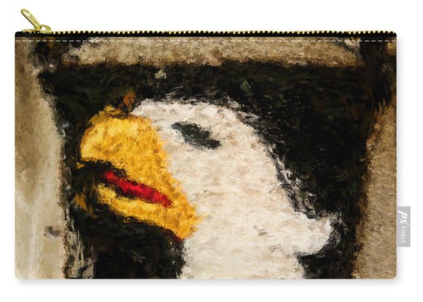 The 101st Airborne Emblem Painting Carry-all Pouch