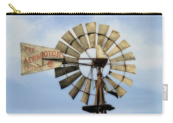 The Aermotor Company Carry-all Pouch