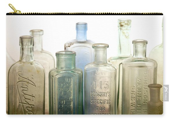 The Ages Reflected In Glass Carry-all Pouch
