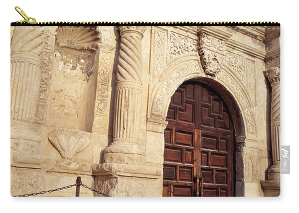 The Alamo San Antonio Tx Carry-all Pouch