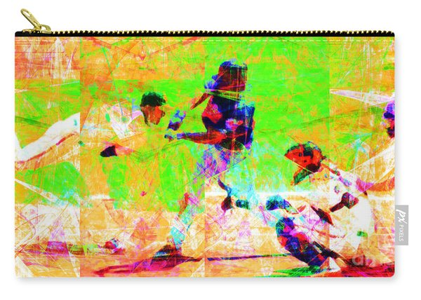 The All American Pastime 20140501 Long Carry-all Pouch