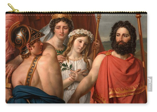 The Anger Of Achilles Carry-all Pouch