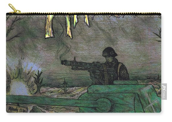 The Ardennes Carry-all Pouch