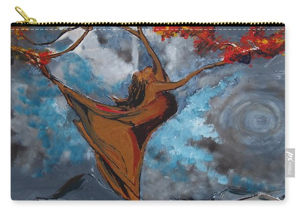 The Balancing Act Carry-all Pouch
