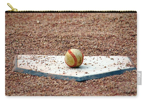 The Ball Of Field Of Dreams Carry-all Pouch
