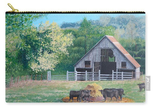 The Barn Carry-all Pouch