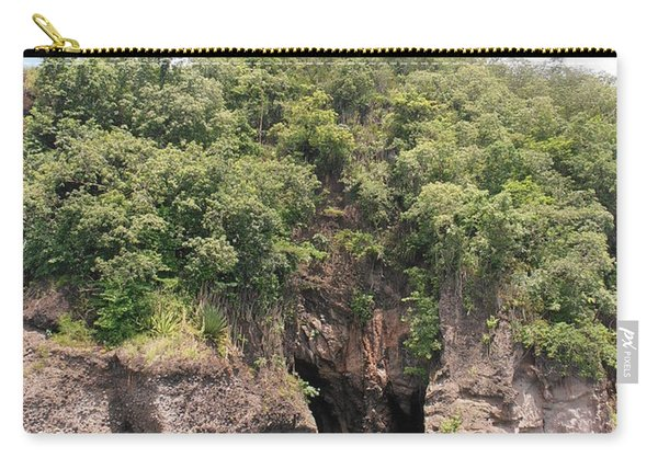 The Bat Caves Of St. Lucia Carry-all Pouch