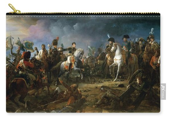 The Battle Of Austerlitz Carry-all Pouch