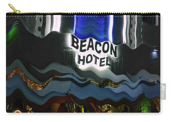 The Beacon Hotel Carry-all Pouch