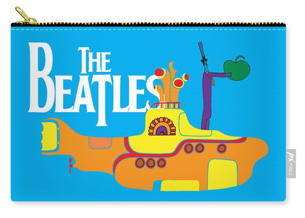 The Beatles No.11 Carry-all Pouch