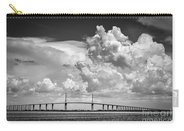 The Beautiful Skyway Carry-all Pouch