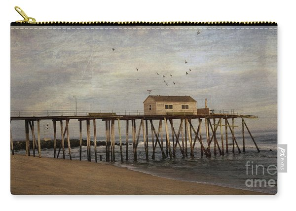 The Belmar Fishing Club Pier Carry-all Pouch