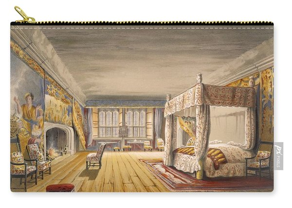 The Best Bedroom, Cotehele House Carry-all Pouch