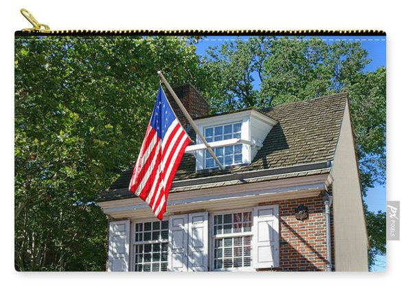 The Betsy Ross House Carry-all Pouch