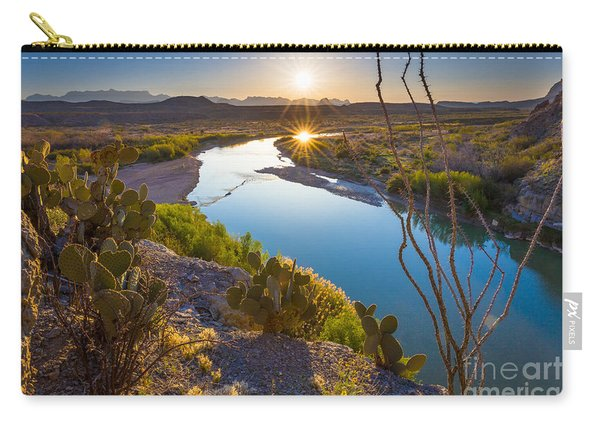 The Big Bend Carry-all Pouch