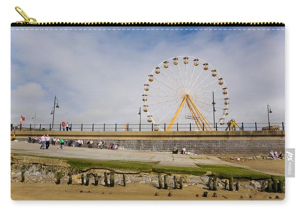 The Big Wheel And Promenade, Tramore Carry-all Pouch