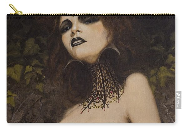 The Blood Countess Carry-all Pouch