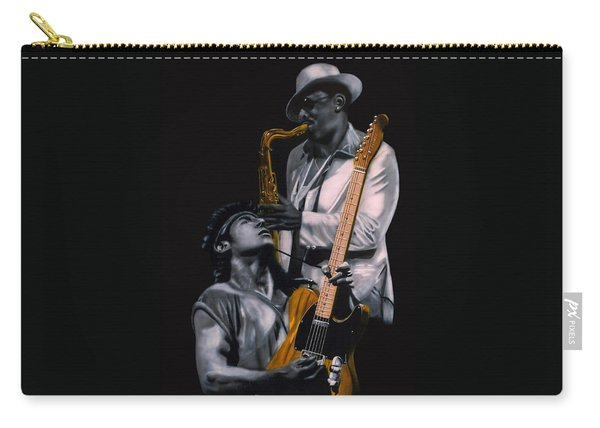 Bruce And Clarence Carry-all Pouch