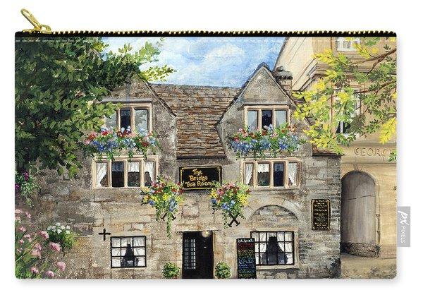 The Bridge Tea Rooms Carry-all Pouch