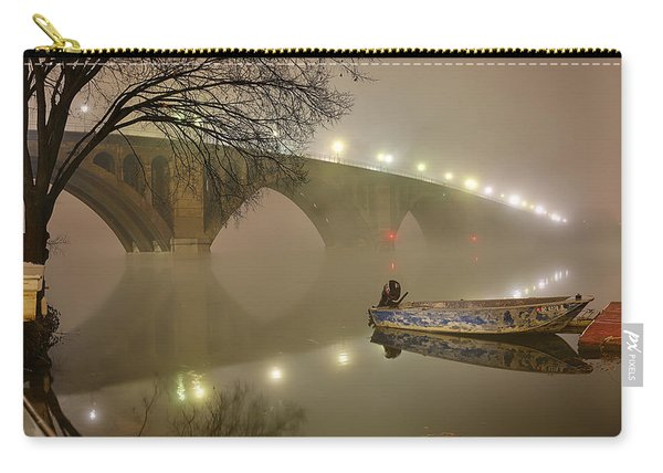 The Bridge To Nowhere Carry-all Pouch