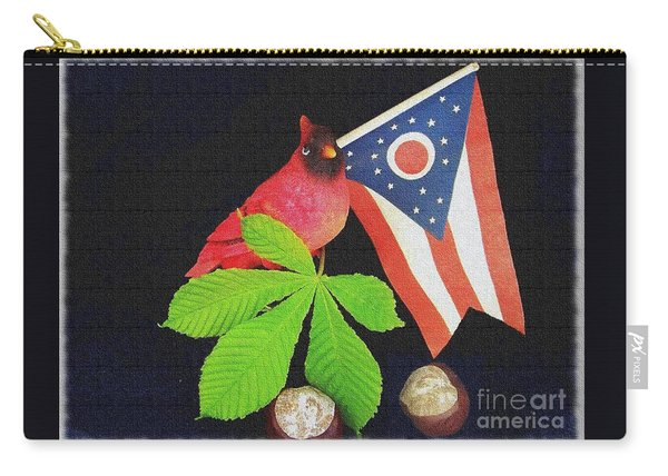 The Buckeye State Carry-all Pouch