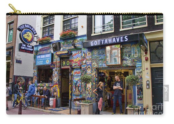 The Bulldog Coffee Shop - Amsterdam Carry-all Pouch