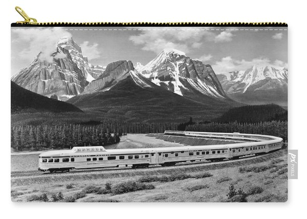 the Canadian Train Carry-all Pouch
