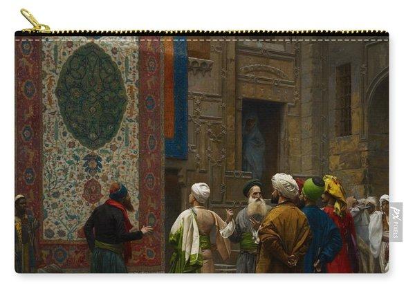 The Carpet Merchant Carry-all Pouch