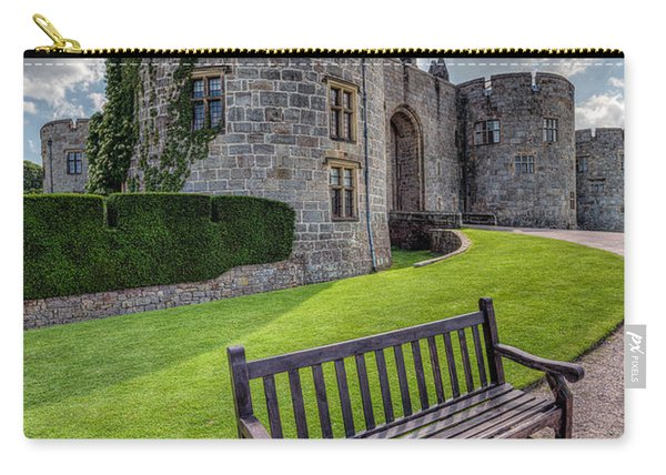 The Castle Bench Carry-all Pouch