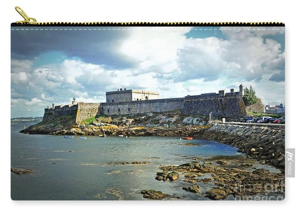 The Castle Fort On The Harbor Carry-all Pouch