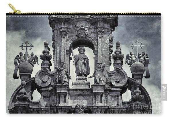 The Cathedral Of Santiago De Compostela Carry-all Pouch