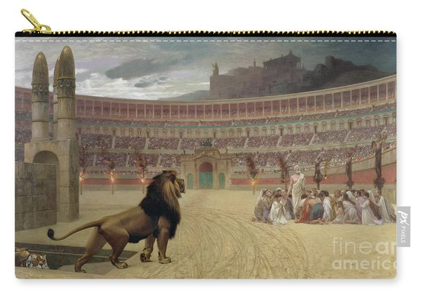 The Christian Martyrs Last Prayer Carry-all Pouch
