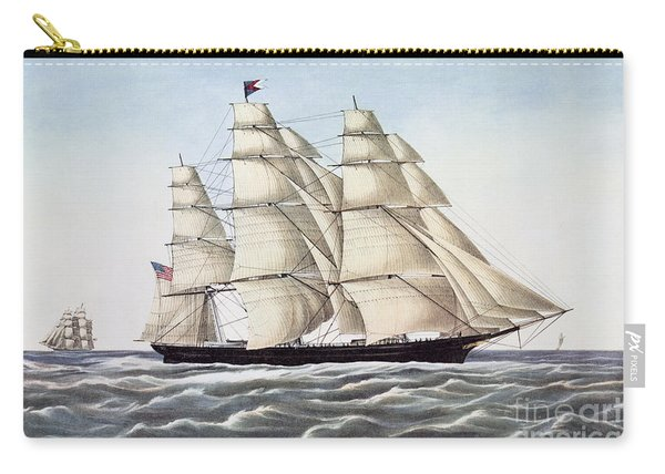 The Clipper Ship Flying Cloud Carry-all Pouch