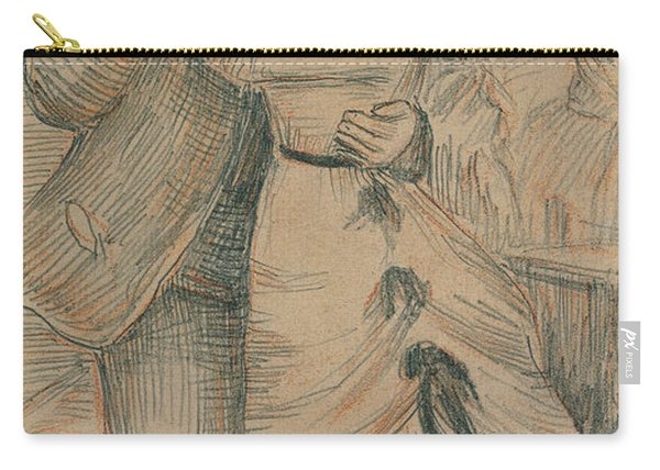 The Country Dance Carry-all Pouch