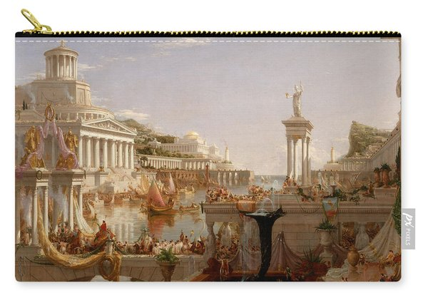 The Course Of Empire Consummation  Carry-all Pouch
