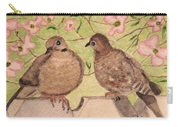 The Courtship Carry-all Pouch