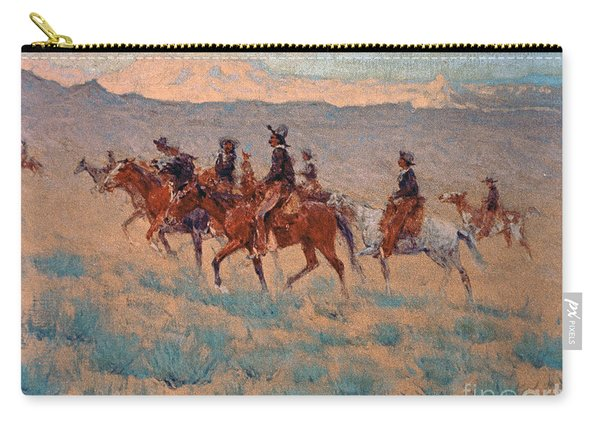 The Cowpunchers Carry-all Pouch
