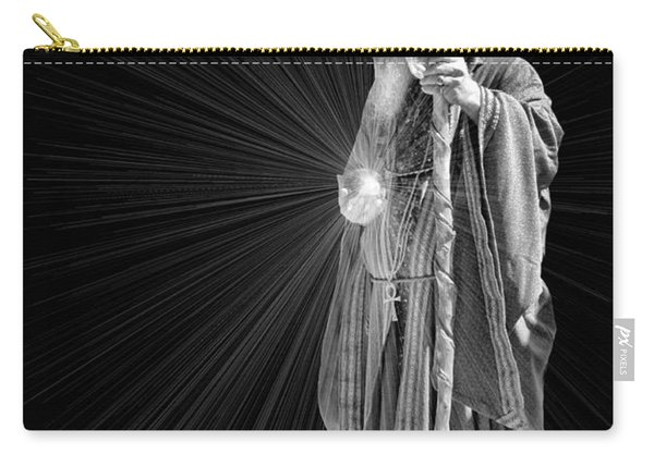 The Crystal Carry-all Pouch