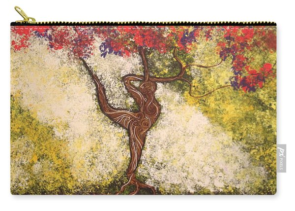 The Dancer Series 7 Carry-all Pouch