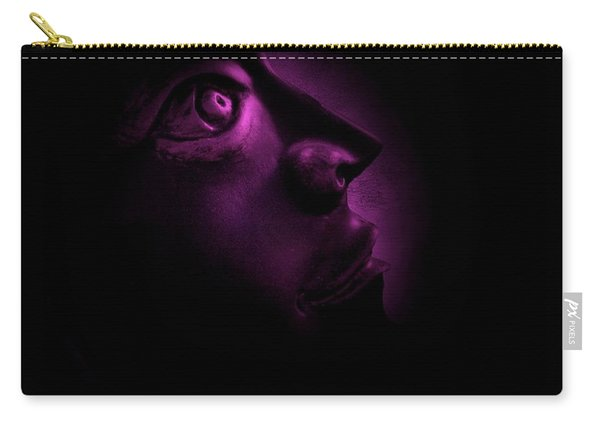 The Darkest Hour - Magenta Carry-all Pouch