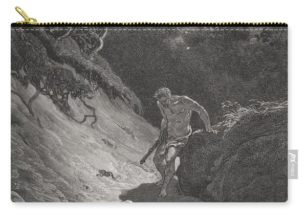 The Death Of Abel Carry-all Pouch