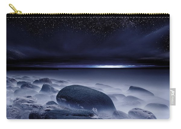 The Depths Of Forever Carry-all Pouch