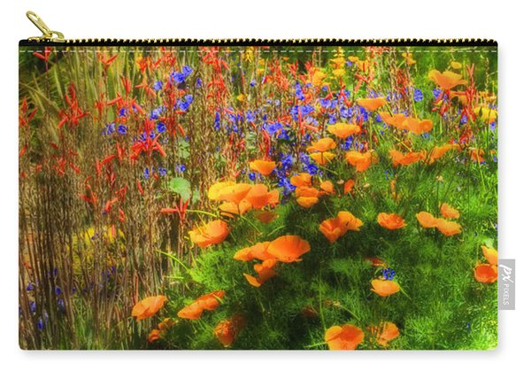 The Desert Abloom Carry-all Pouch