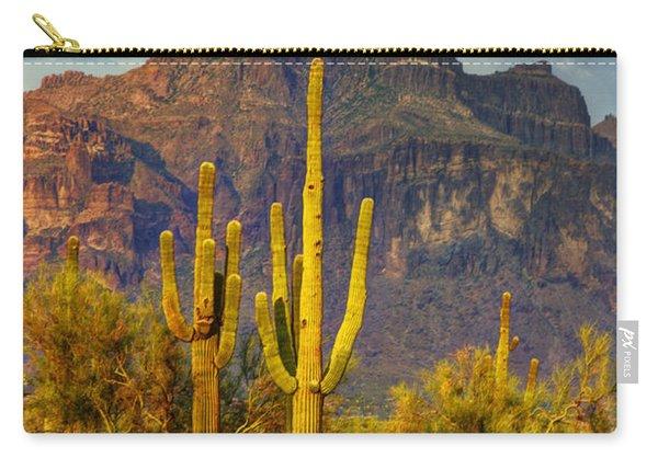 The Desert Golden Hour II  Carry-all Pouch