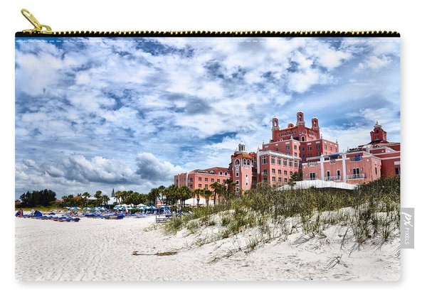 The Don Cesar Hotel Carry-all Pouch