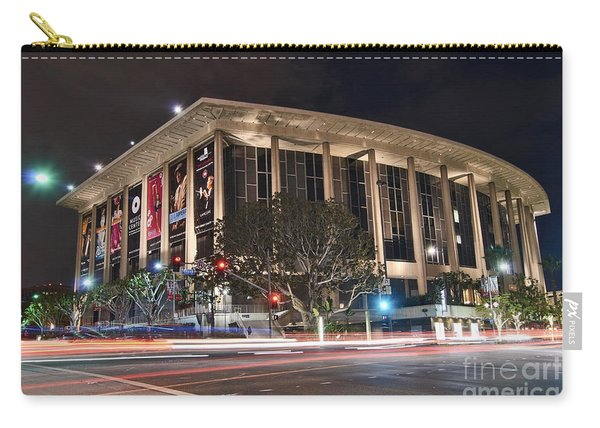 The Dorothy Chandler Pavilion Part Of The Los Angeles Music Center Carry-all Pouch