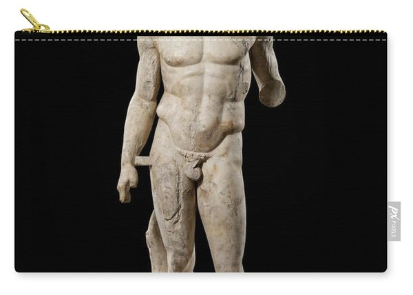 The Doryphoros Of Polykleitos Carry-all Pouch