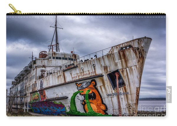 The Duke Of Lancaster Carry-all Pouch