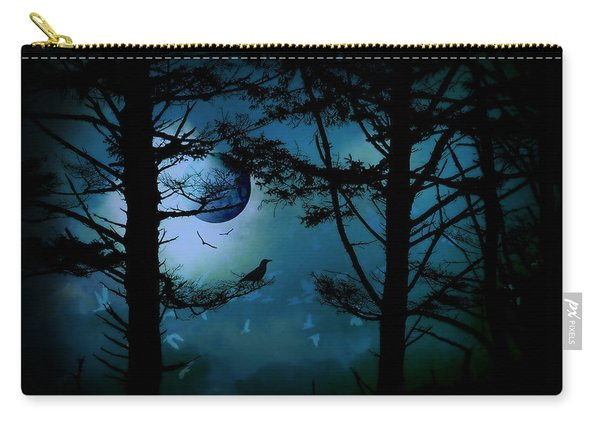 The Edge Of Twilight  Carry-all Pouch
