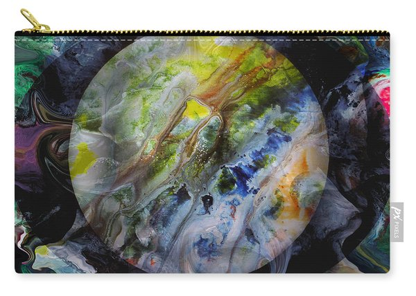 The Eye Of Silence Carry-all Pouch